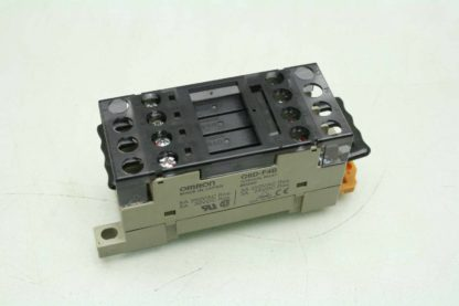 Omron G6D F4B Relay Terminal Block Relay 24V DC Coils Used 172604103156 2