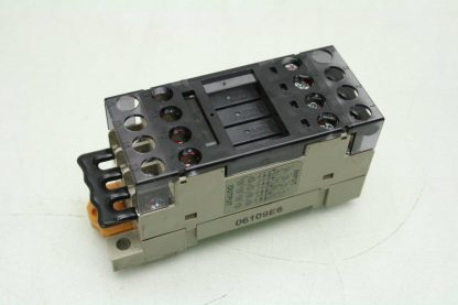 Omron G6D F4B Relay Terminal Block Relay 24V DC Coils Used 172604103156 21