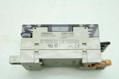 Omron G6D F4B Relay Terminal Block Relay 24V DC Coils Used 172604103156 22
