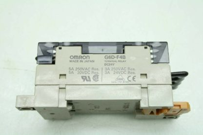 Omron G6D F4B Relay Terminal Block Relay 24V DC Coils Used 172604103156 4