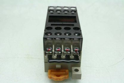 Omron G6D F4B Relay Terminal Block Relay 24V DC Coils Used 172604103156 7