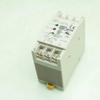 Omron S82K 00705 5VDC Power Supply Class 2 15 A 20W Output Used 183097673626
