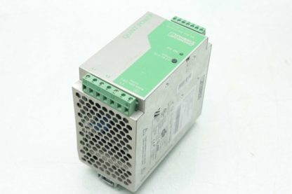 Phoenix Contact Quint PS 3x400 500AC24DC5 Power Supply 24VDC 5A PSU DIN Used 173345755236