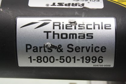 Rietschle Thomas SGP 50 04 Blower Vacuum Pump Papst 42 60V DC Drive Motor Used 171504021641 6