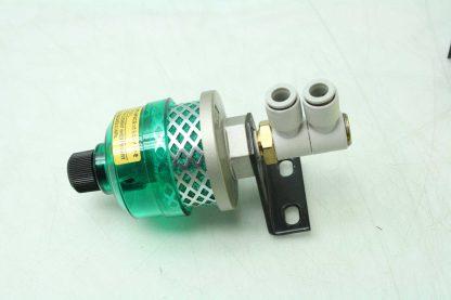 SMC AMC220 02B Exhaust Cleaner 200 lmin 14 PT 516 Tube Fittings Used 172556606856 15