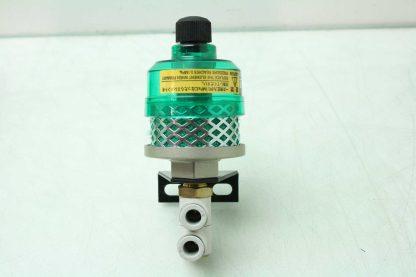 SMC AMC220 02B Exhaust Cleaner 200 lmin 14 PT 516 Tube Fittings Used 172556606856 16
