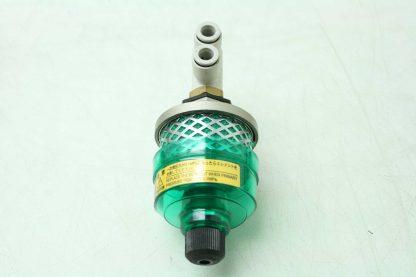 SMC AMC220 02B Exhaust Cleaner 200 lmin 14 PT 516 Tube Fittings Used 172556606856 17