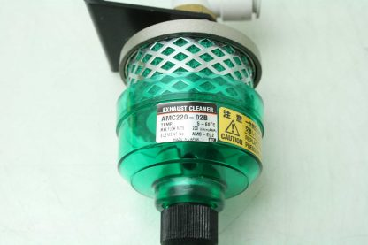 SMC AMC220 02B Exhaust Cleaner 200 lmin 14 PT 516 Tube Fittings Used 172556606856 18