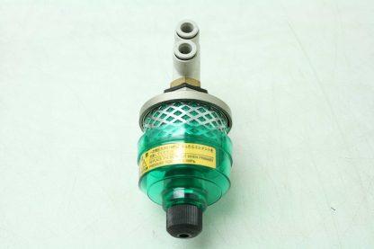 SMC AMC220 02B Exhaust Cleaner 200 lmin 14 PT 516 Tube Fittings Used 172556606856 3