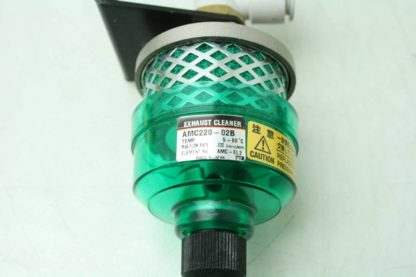 SMC AMC220 02B Exhaust Cleaner 200 lmin 14 PT 516 Tube Fittings Used 172556606856 4