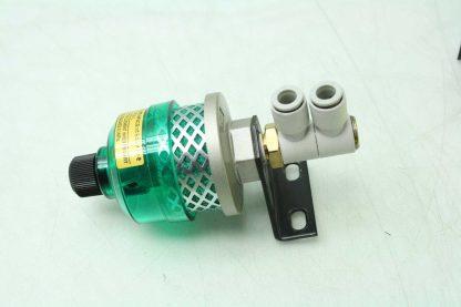 SMC AMC220 02B Exhaust Cleaner 200 lmin 14 PT 516 Tube Fittings Used 172556606856