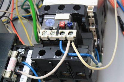 Square D Palmer D40 24 40 Full Voltage Starter 460V 25 Amps Motor Starter Used 171745804096 11