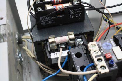 Square D Palmer D40 24 40 Full Voltage Starter 460V 25 Amps Motor Starter Used 171745804096 13