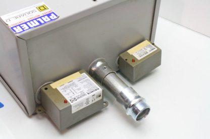 Square D Palmer D40 24 40 Full Voltage Starter 460V 25 Amps Motor Starter Used 171745804096 5