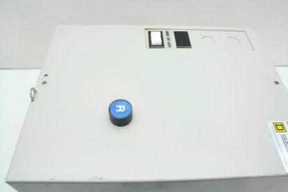 Square D Palmer D40 24 40 Full Voltage Starter 460V 25 Amps Motor Starter Used 171745804096 8