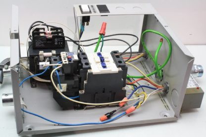 Square D Palmer D40 24 40 Full Voltage Starter 460V 25 Amps Motor Starter Used 171745804096 9