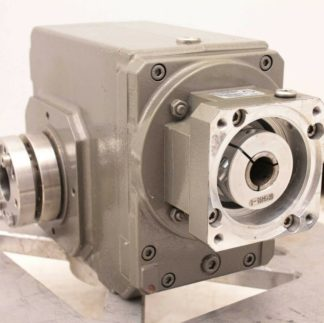 Stober K402WG0200MT20F Right Angle Precision Servo Gear Head Reducer 2021 Used 172620059916