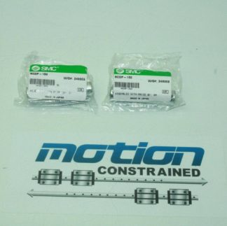 2 New SMC NCDP 150 Pivot Clevis Pins Pivot NCA1 Eye Mounting Bracket New 181140649407