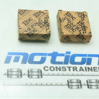 2 New in Box IDC 6904 2RS Shielded Radial Ball Bearings 20mm x 37mm x 9mm New 171274567587