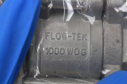 Bray 140100 11000SSIT NB Stainless Steel 316 SS 1 NPT Ball Valve 1000 PSI WOG New 171541480197 4