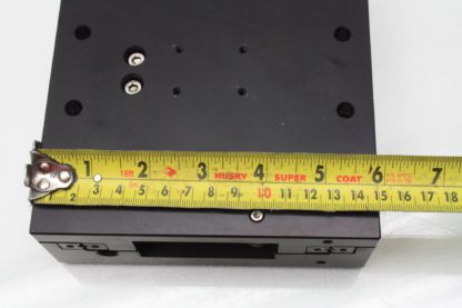 Dover Motion 6 Square Precision Aluminum Cross Roller Optical Linear Stage Used 171355110687 14