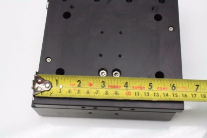 Dover Motion 6 Square Precision Aluminum Cross Roller Optical Linear Stage Used 171355110687 4