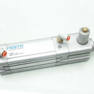 Festo DNC 40 60PA 53K8 S11 Pneumatic Air Cylinder 40mm Bore 60mm Stroke Used 173344264757