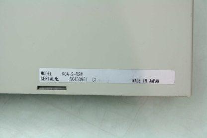 IAI RC RSW H 100 X025 Electropnuematic Robo Cylinder 100mm Drive RCA S RSW Used 172288427657 25