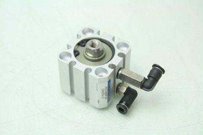 Koganei CDA25x10 Pneumatic Air Cylinder 25mm Bore x 10mm Stroke Used 172474721107