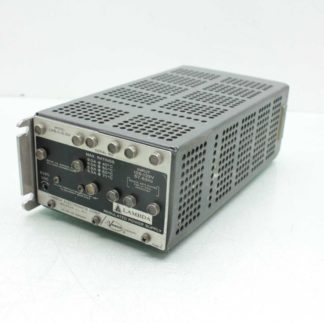 Lambda LXS C 5 OV Chassis Mount Regulated Power Supply Input 105 132V 57 63Hz Used 183253409567