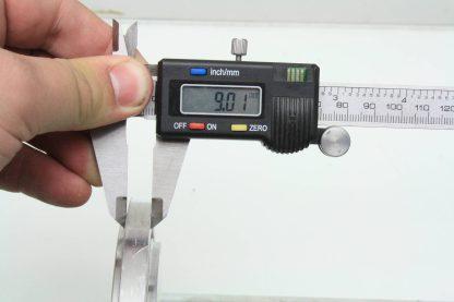 Liquid Cooled Vacuum Chamber Spindle Housing 12 Long Nachi 6206ZE Bearings Used 171329797437 12