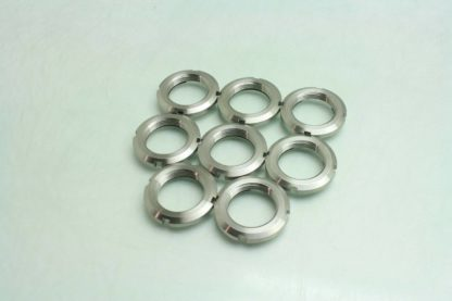 Lot of 8 Misumi Fine Thread U Type Nuts FUNTS35 Stainless Steel Lock Nut New other see details 171865767747