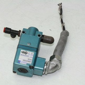 MAC Directional Solenoid Valve 225B 531CAAA 24V DC Coils Used 172199789457