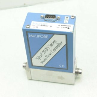 Millipore Tylan FC 2936MOEP NT Mass Flow Controller 10 SLPM for O2 Oxygen Used 183253855687
