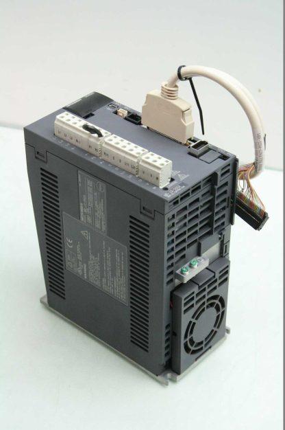 Mitsubishi MR J3 200A AC Servo Drive Amplifier 2 kW Output 3AC 200 230V Used 172370645037