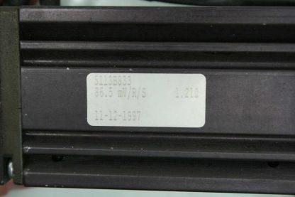 NEAT 704 Brushless Servo Drive Cross Roller Linear Actuators Anti Backlash Screw Used 182309334957 27