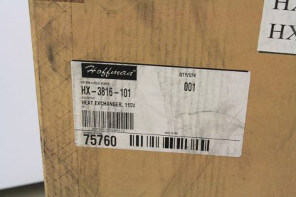 New McLean Hoffman HX 3816 101 Air to Air Electrical Enclosure Heat Exchanger New 171423024785 7