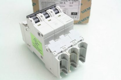 New Siemens 5SJ4 340 8HG41 Circuit Breaker 3 Pole 40A 240V AC New other see details 171866224437 7