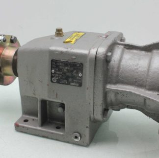 Nord Gear Corporation 1256C20 Gear Drive Reducer 965 Ratio Used 183249973587