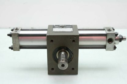 PHD R11A 3045 P B A Pneumatic Rotary Air Actuator 1 38 Bore 45 Degrees Used 172566395477