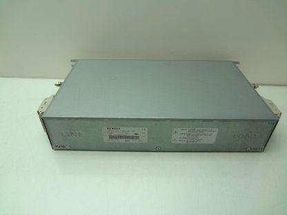 Siemens 6SL3000 0BE23 6DA0 Sinamics Simodrive 611 Line Filter for 36kW Module Used 172199789447