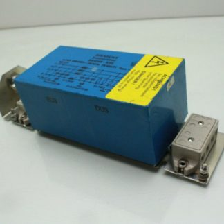 Siemens Noise Filter B84299 K55 4 Line 4 X 16A 16 AMPS Used 172121795047