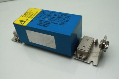 Siemens Noise Filter B84299 K55 4 Line 4 X 16A 16 AMPS Used 172121795047 5