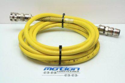 TPC ABB Robot Teach Pendant 105363 18 Foot Extension Cable TV4163K8KR8825F018 Used 171363005247