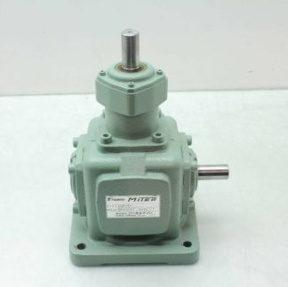 Tsubaki Emerson ED4M U R Y Right Angle Worm Drive Gear Reducer Gearbox