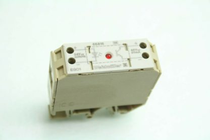 Weidmuller EGO1 55816 High Frequency Solid State Relay 24V DC In 48V 20mA Used 171889912797