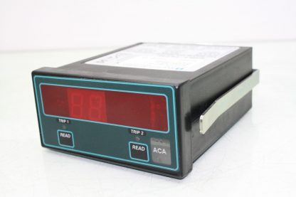 Weschler Instruments Rate Panel Meter ACI 3 Y A 18 0 FS Used 172124059017 2