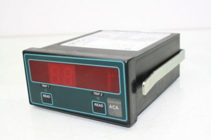Weschler Instruments Rate Panel Meter ACI 3 Y A 18 0 FS Used 172124059017
