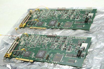 2 MicroPhysics Data Acquisition Boards Altera Flex EPF10K50EQC240 2 FPGA Used 172341292048
