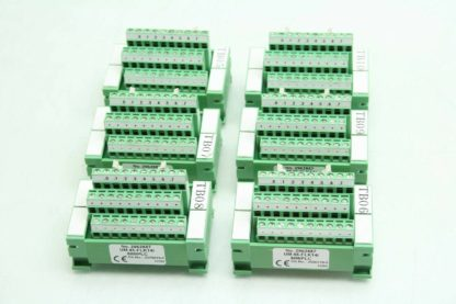 6 Phoenix Contact UM45 FLK148IMPLC Varioface Sensor Breakout Board 2962887 Used 172398769798